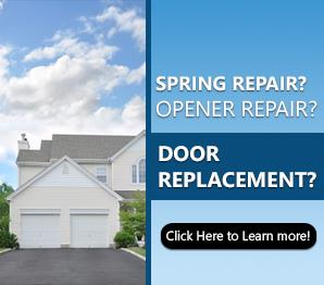 Emergency Services - Garage Door Experts of Santa Fe, TX